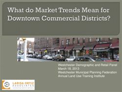 What Do Market Trends Mean for Downtown Commercial Districts?